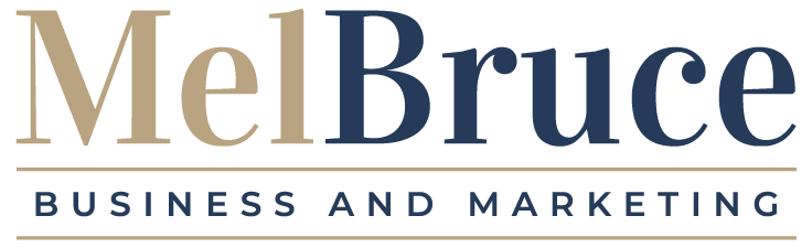 Mel Bruce Business and Marketing Coach logo